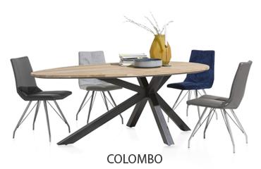 eettafel Colombo