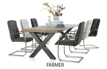 eettafel Farmer