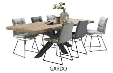 eettafel Gardo
