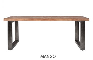 eettafel Mango