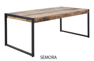 eettafel Semora