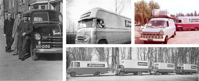 Hoogenboezem Giessenburg 1940-1980